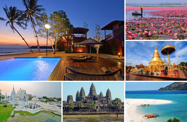 ATF 2018 tours combine neighbouring destinations with Thai local experiences