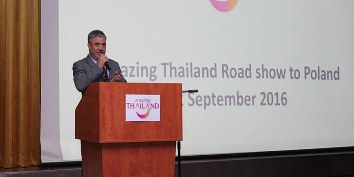 Amazing Thailand Road Show 2016