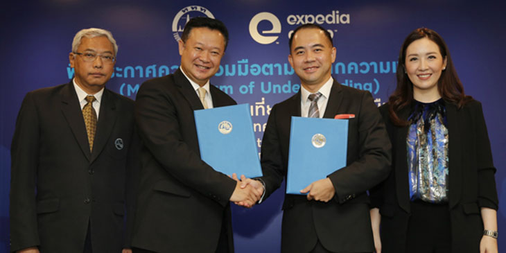 Expedia in pact to promote secondary destinations in Thailand