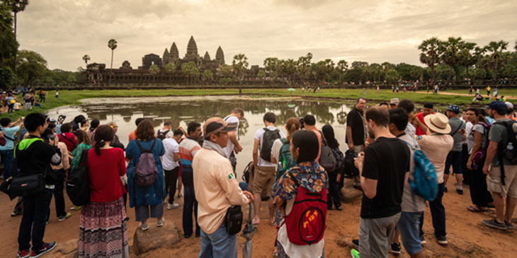 Growth isn't the enemy as Asia's tourism hotspots hit breaking point