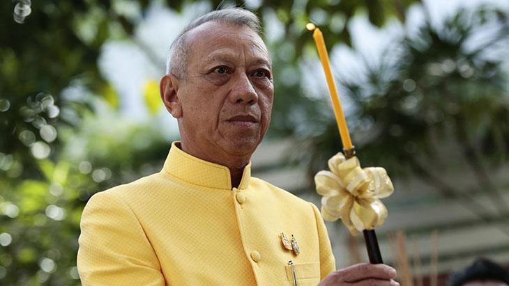Minister Turystyki i Sportu Tajlandii Pipat Ratchakitprakan